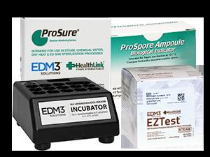 EDM3 biological indicators